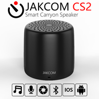 JAKCOM CS2 Mini Wireless Bluetooth Speaker Smart Carryon Speaker With Remote Control Selfie High Volume Microphone