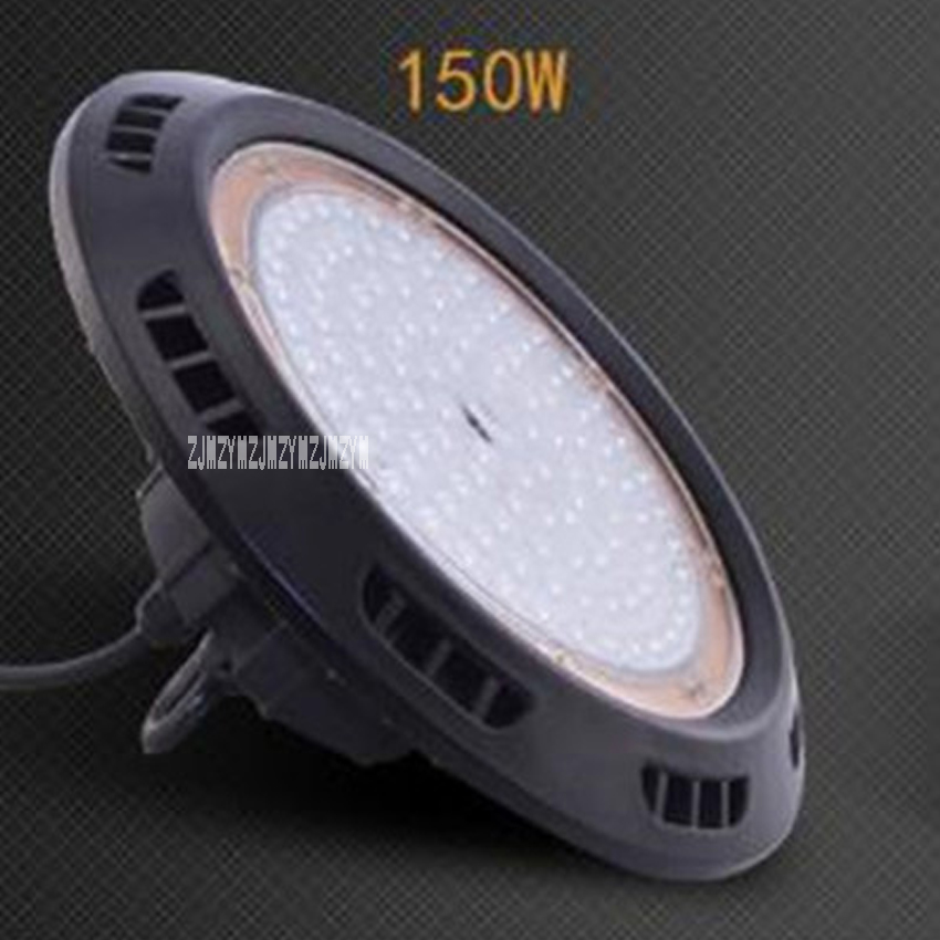 UFO-B150 Highlight Mining Lamp 150W LED Ceiling Lamp Outdoor Waterproof Factory Chandelier Warehouse Mining Lamp 85-265V 50000H