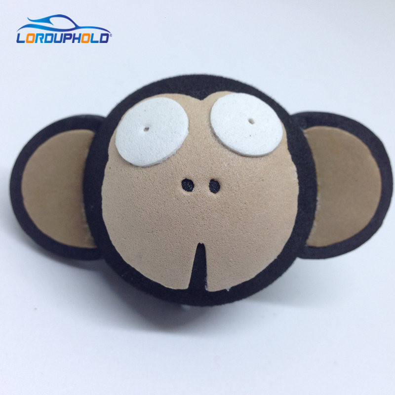 2015 Cute Aerial Ball Car Decoration Accessories Little Stitch Antenna Ball Ornament for Car Cartoon Antenna Toppr Free Shipping