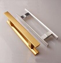 Glass door handle,wooden door handle,Aluminum handle(DG-8891) цена
