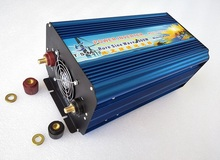 цена на Free Shipping 3000W digital display Pure Sine Wave Power Inverter Input DC24V to output AC120V 60HZ