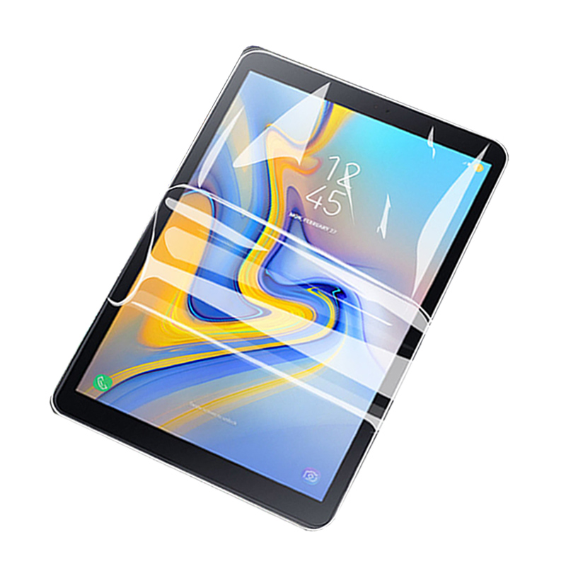 Hydrogel Film Full Cover For Samsung S4 10.5 inch T830 T835 T837 Soft Screen Protector For Galaxy Tab S5e SM-T725 T720 Not Glass-1