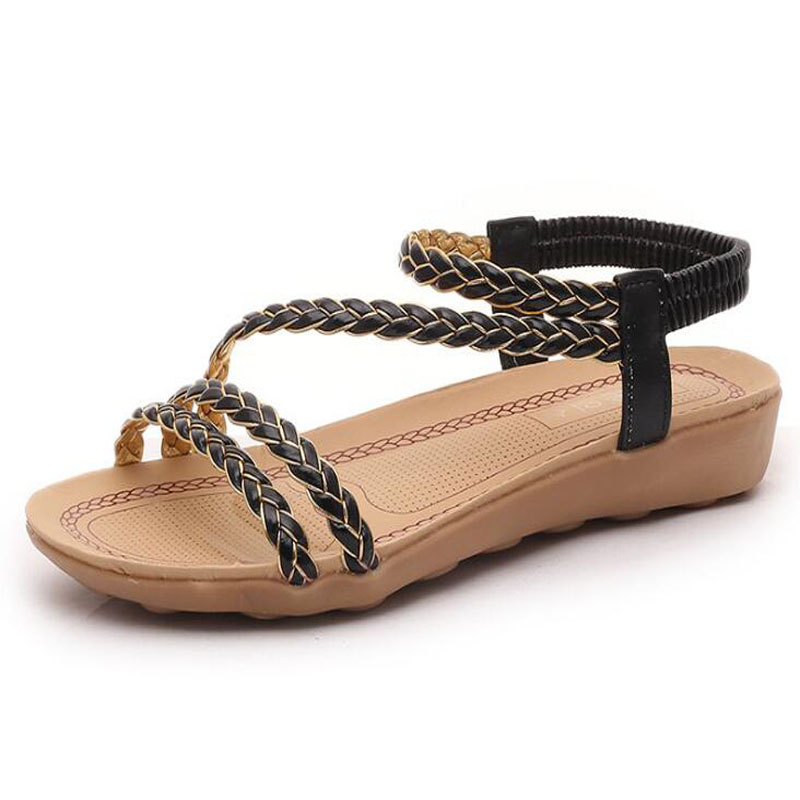 Women Shoes Sandals Comfort Sandals Summer Flip Flops 2017 Fashion High Quality Flat Sandals Ladies Sandalias Beach Shoes boyfriend jeans women pencil pants trousers ladies casual stretch skinny jeans female mid waist elastic holes pant fashion 2016