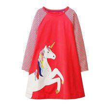 купить Girl Dress Long Sleeve Christmas Dress Baby Girls Clothes Children Costume Robe Fille Kids Party Dresses Baby Girl Clothes дешево
