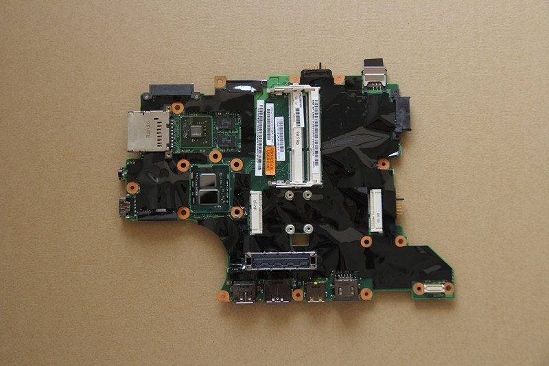 все цены на 04W1904 For Lenovo T410S Laptop motherboard with I5-520M CPU and N10M-NS-S-A3 GPU Onboard DDR3 fully tested work perfect онлайн
