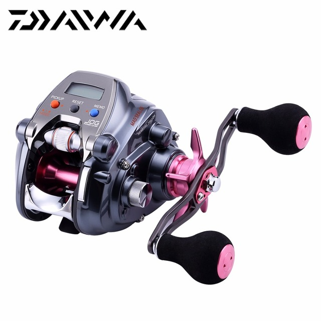8762797e6a2 2017 NEW DAIWA Seaborg 200J DH/DH L Sea Electric Counting Reel 4.8:1 465g  13BB Trolling MAGMAX Motor Fishing Reel Made in Japan
