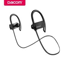 Dacom G18 impermeable 4 correr deportes auriculares estéreo auriculares bluetooth inalámbrico de auriculares manos libres de auriculares para teléfono blutooth