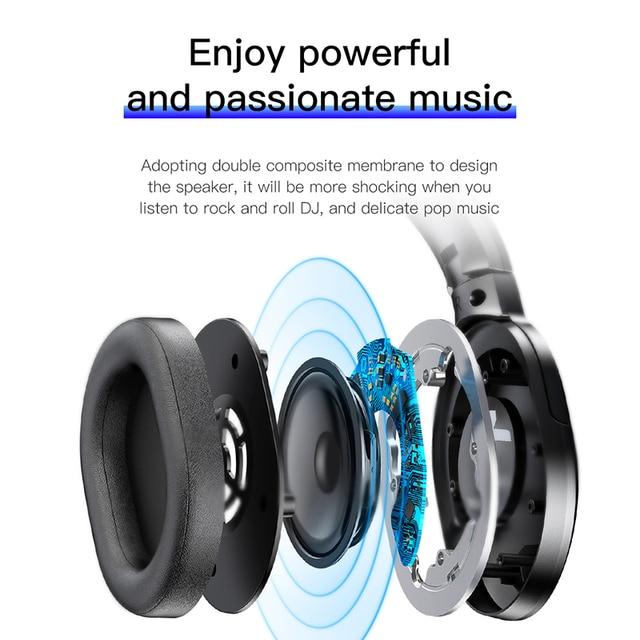 Foldable Bluetooth Headset  1