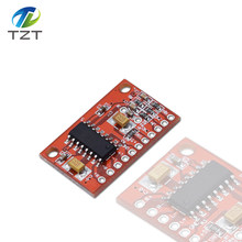 TZT 3W*2 Mini Digital Power Audio Amplifier Board DIY Stereo USB DC 5V Power Supply PAM8403 for Arduino(China)