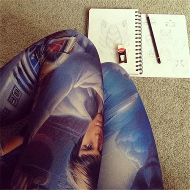 Star Wars Women Print Legging