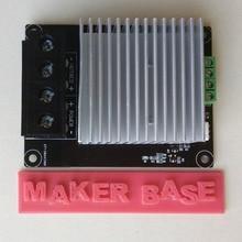 3D части принтера отопление-контроллер MKS MOSFET для тепло кровать/экструдер МОП модуль превышать 30А поддержка большого тока