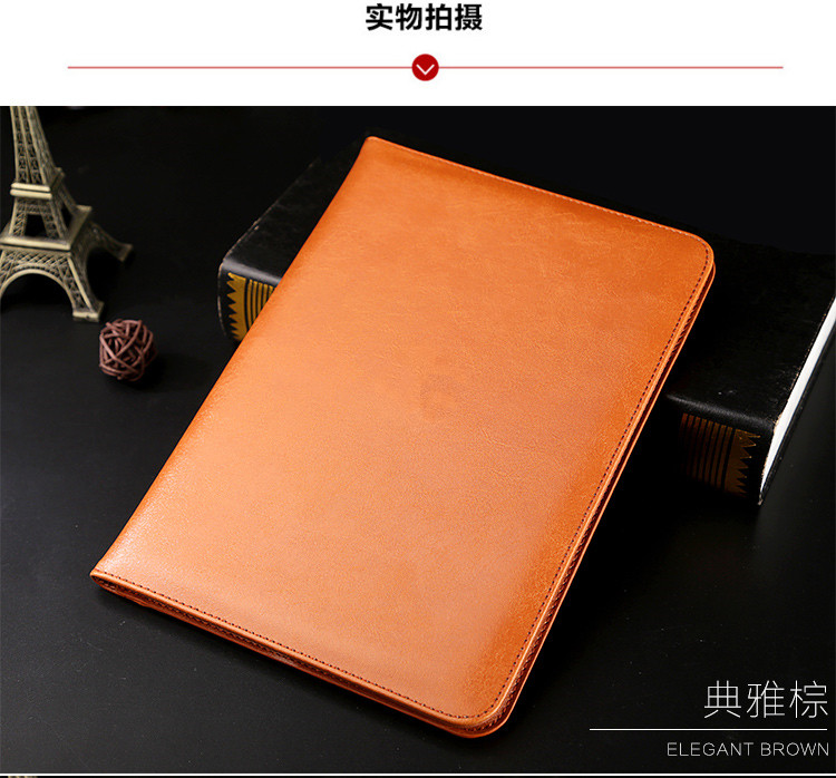 High quality Leather Case for apple ipad air1 2 pro 9.7 2017 flip case Protective cover  for ipad tablet case with LOGO mimiatrend tige for apple ipad air 1 2 air2 flip pu leather case smart cover for new ipad 9 7 2017 tablet case for ipad pro 9 7