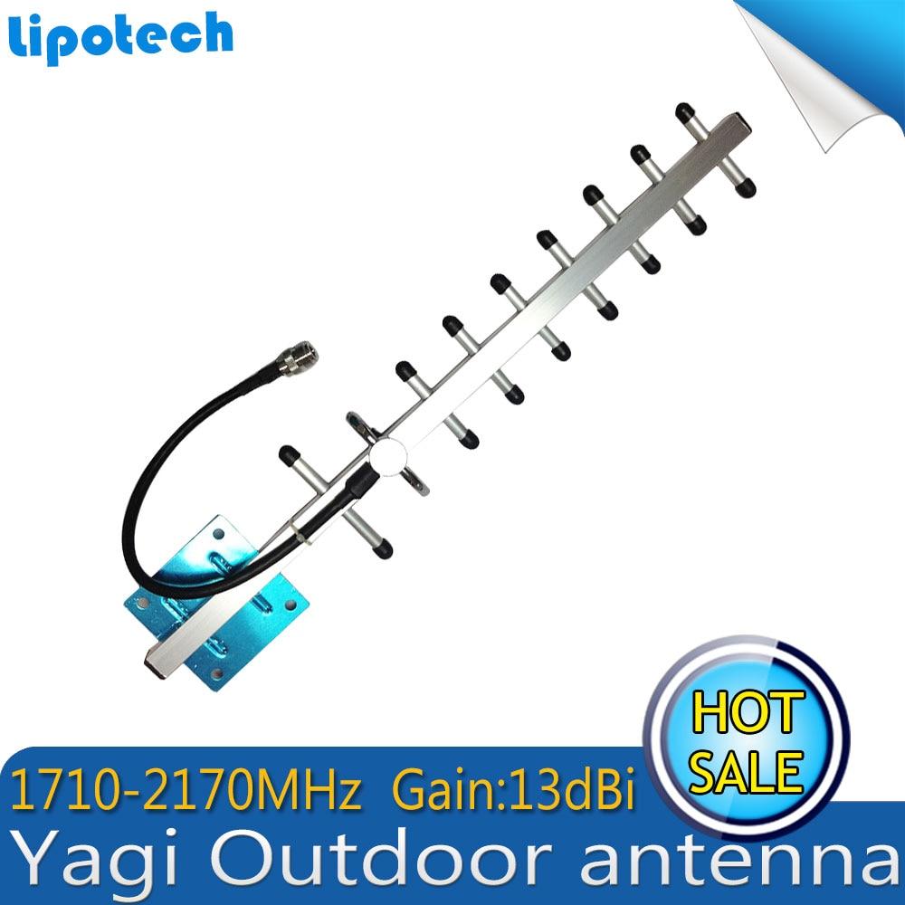 Outdoor Yagi Antenna 1710 2170mhz GSM 1800mhz 1900mhz 3G