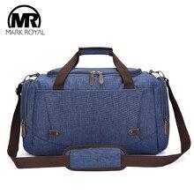 MARKROYAL, водонепроницаемая мужская сумка для путешествий, большая мужская сумка для путешествий, сумка для путешествий, вместительная сумка для выходных, сумка для переноски багажа, водоотталкивающая спортивная сумка