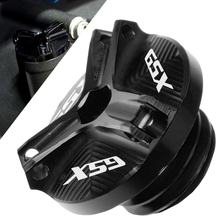 Мотоцикл моторное масло чашки для залива масла алюминиевая крышка для SUZUKI GSX1250 F GSX1400 GSX-1400 GSX 1400 GSX650F GSX-650F