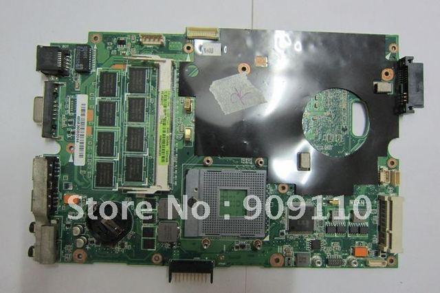 yourui For ASUS laptop X50IJ,K60IJ,K40IJ,X8AIJ rev 2.3 60-NVKMB1000-C03 69N0EJM10C03 K40IJ Laptop(14 inch) K50IJ P60IJ 15.6 Inch