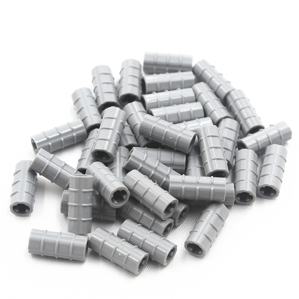 Building Blocks MOC Technic Parts 40pcs CROSS AXLE, EXTENSION M/3 RIBS Compatible With Lego For Kids Boys Toy