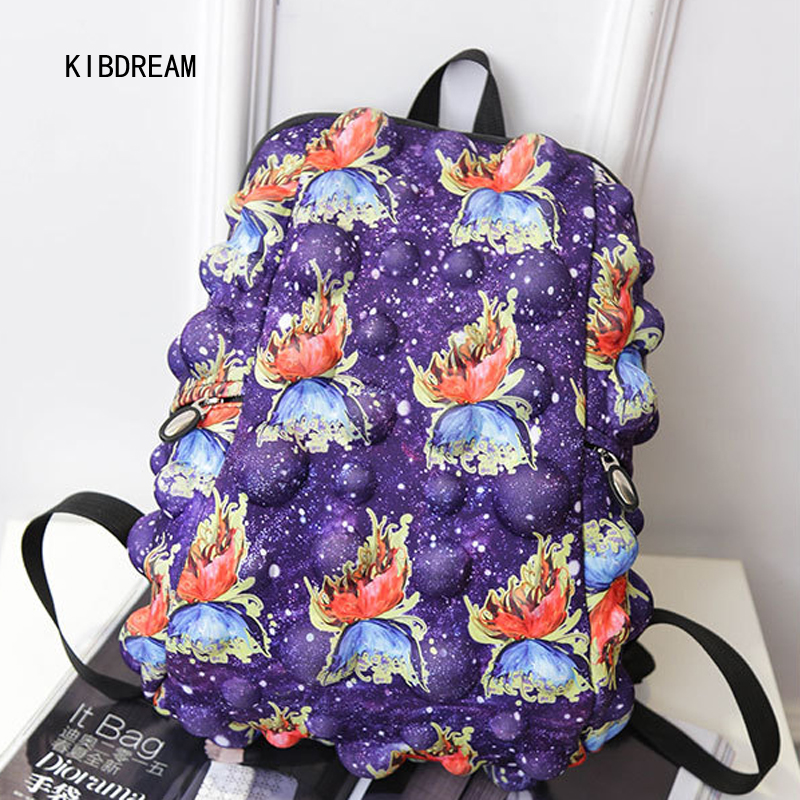 KIBDREAM 2017 New Summer Women s Shoulders Fashion Trend Of Travel Students Ioside The Bubble Bag