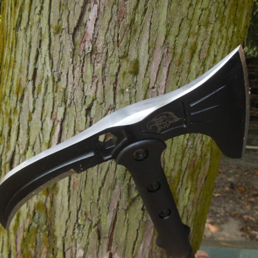 Najlepsze Survival Outdoor Tomahawk Axe taktyczne Cold Ice Axe - Narzędzia ręczne - Zdjęcie 2