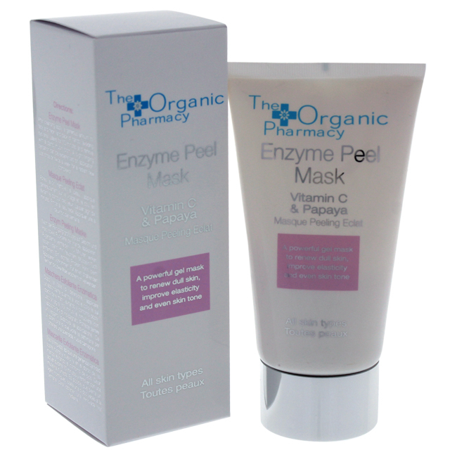 Enzyme Peel Mask with Vitamin C & Papaya - All Skin Types by The Organic Pharmacy for Women - 2 oz Mask enzyme electrodes for biosensor & biofuel cell applications page 2
