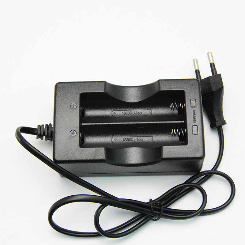 KingWei High quality  NK 808 18650 battery charger dual travel charger For 18650 Rechargeable Battery US plug