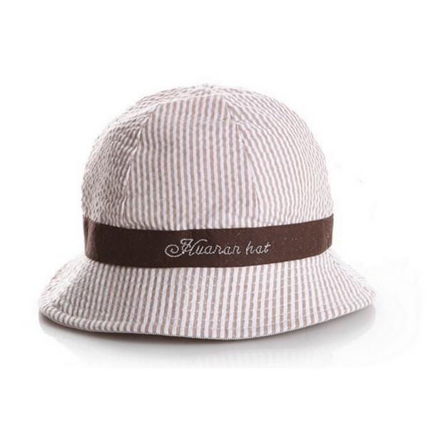 6-24months модная популярная одежда для малышей для девочек Обувь для мальчиков шляпу младенческой Защита от солнца Кепки пляжные Панамы для же...