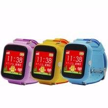 Brand newอเนกประสงค์smart watchเด็กติดตามสถานที่ตั้งเด็กนาฬิกาsosโทร/การสื่อสารสองทาง