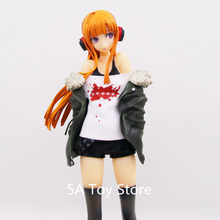 Anime Game P5 Persona 5 Futaba Sakura 1/7 Scale Action Figure Toy Doll Brinquedos Figurals Collection Model Gift 21CM(China)