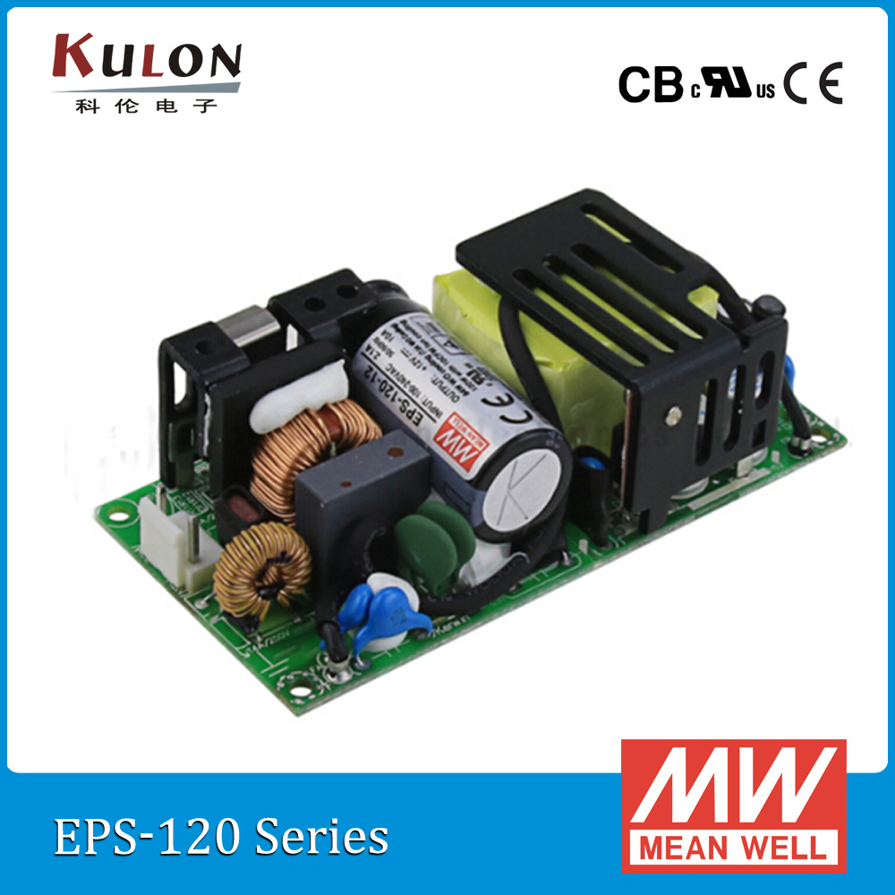 Original Meanwell ac dc 15V EPS-120-15 8A 120W mean well open frame PCB type Power Supply EPS-120 100% original eps dfx5000 tractor set