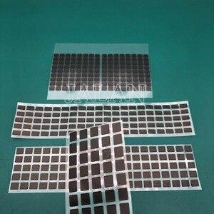Image 3 - Pegatina negra para teléfono X Xs xs max, adhesivo para pantalla LCD, Cable flexible, pegamento adhesivo, 100 Uds.
