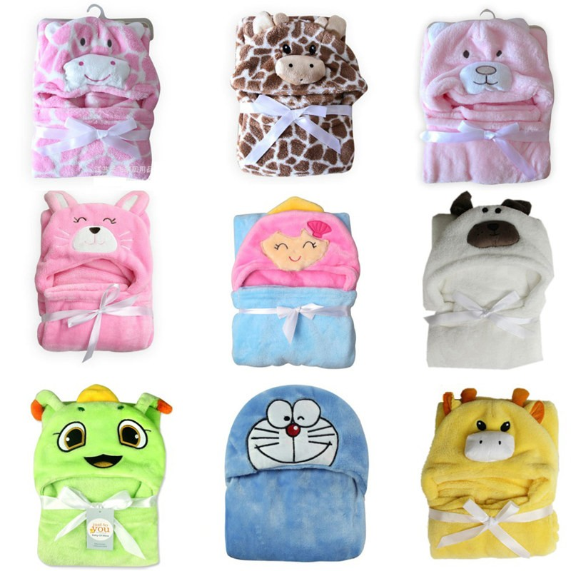 3D-Baby-Blankets-Neonatal-Hold-Flannel-Hooded-Blanket-Swaddling-For-Toddlers-Infant-Envelope-For-Newborns-Hooded