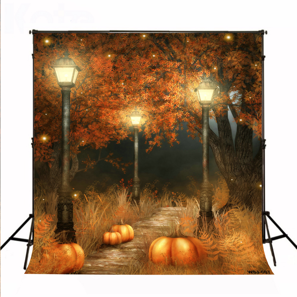 Halloween Photography Backdrop Party Photo Background Photocall Camera Fotografica for Halloween Professional Fond Studio Kate