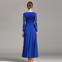 ballroom dance dress women ballroom costumes standard social dress flamenco costumes Spanish dress lace splicing dance wear