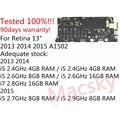 Orignal 8 GB i7 i5 2.6 GHz 2.8 GHz 16 GB Placa Lógica para MacBook Pro Retina 13