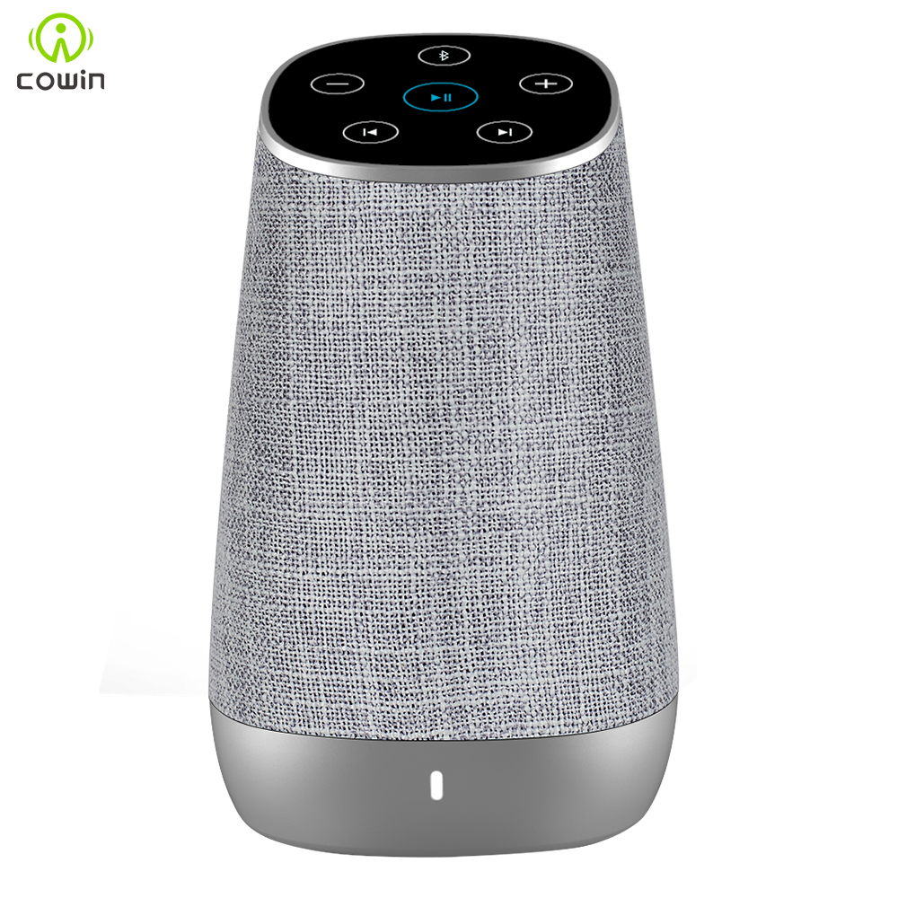 Cowin Bluetooth-Speaker Waterproof High-Fidelity Wireless Subwoofer Stereo-Effect Handsfree