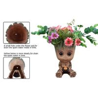 Baby Groot Figure Planter Pot Flowerpot Guardians Of The Galaxy  3