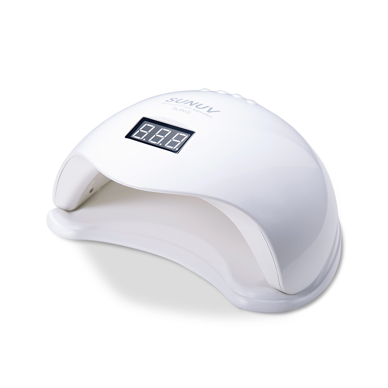 SEXY MIX Nail Dryer SUN5 48W Nail Dryer Nail Gel UV LED Lamps Time Display Sensor Control Lamp Curing ALL Nail Gel Varnishes nail dryer