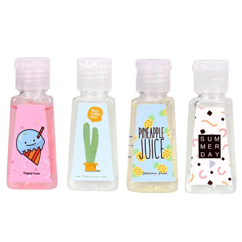 30ml Bathroom Disposable Liquid Hand Sanitizer Liquid Soap Detergent Soap Lotion Hand Skin Care Bath Products Easy To Take