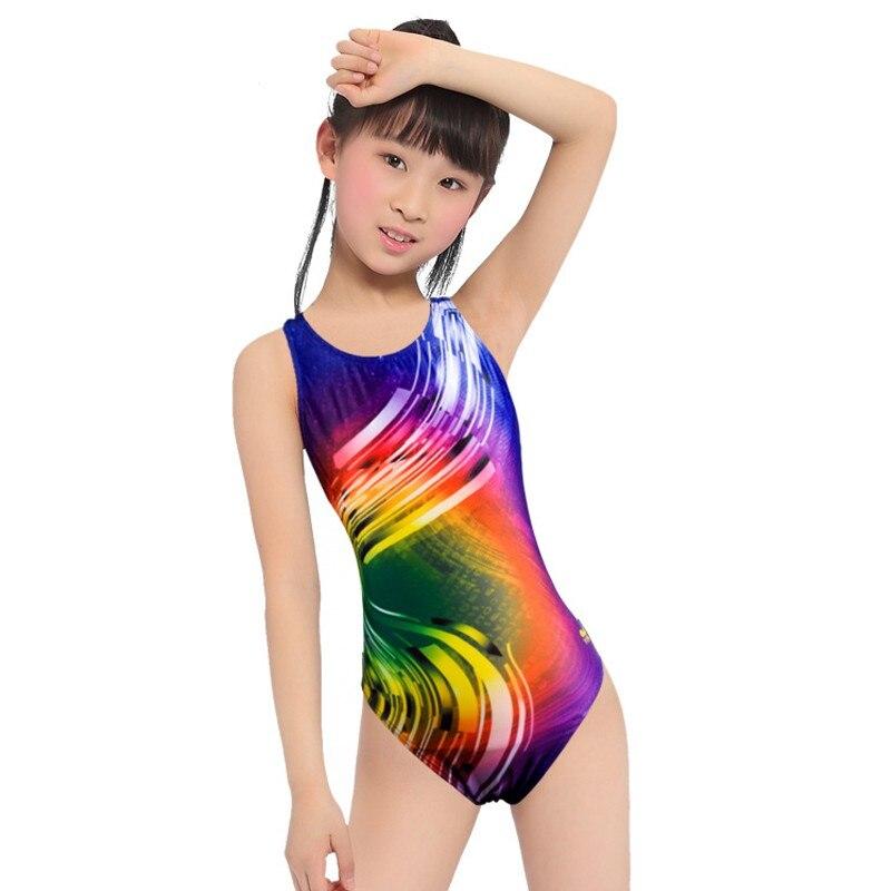 Yingfa FINA approbation professionnel d'une seule pièce maillots de bain femme maillot de bain sport Racing compétition Tight Bodybuilding maillot de bain