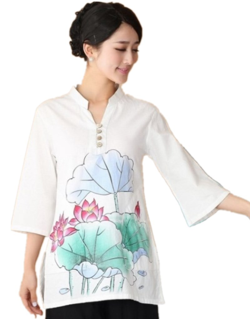 Compare Prices on Cheongsam Shirt- Online Shopping/Buy Low Price ...