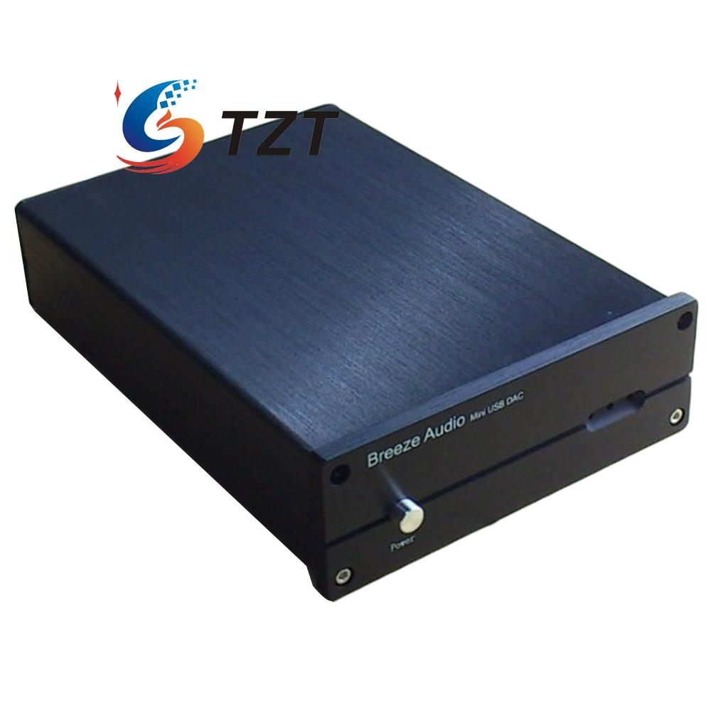ФОТО CM6631 DAC8 Chassis Enclosure Case Shell Box for Audio DAC Amplifier 172X60X251mm