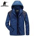 Mege calidad hombre clothing brand clothing primavera chaqueta impermeable ligero cazadora masculina primavera abrigo jaqueta masculina 4xl