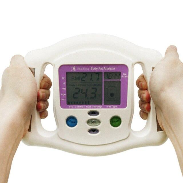 Fat Monitor Heal Force  Body Fat Analyzer Intelligent Tester For Men Women Kids Baby Fat Measurement Calipers Feeler Gauge2