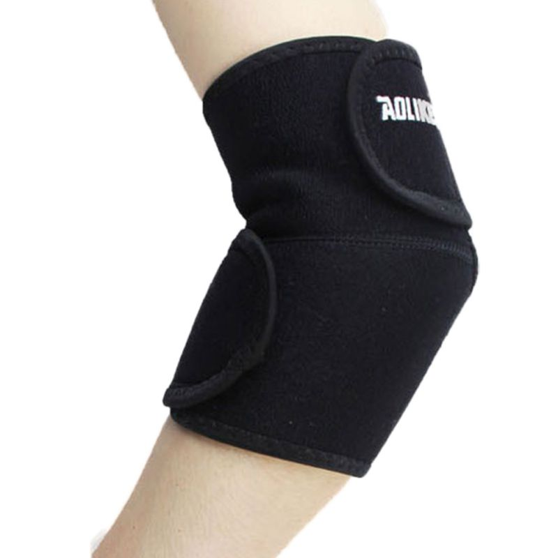 Top Selling For Basketball Tennis Games Sports Compression Adult Elbow Supporter Elbow Pad