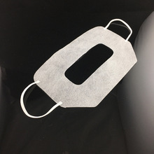 100 stuks Wegwerp voor Oculus Rift VR Oogmasker Beschermende Hygiëne Wit Masker voor VR Bril oogmasker Virtual Reality 20*12 cm