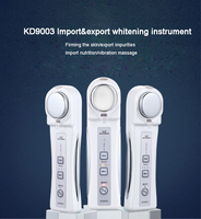 Rechargeable Cleansing Ion Whitening Instrument Import And Export Ionic Detox Cleansing Equipment