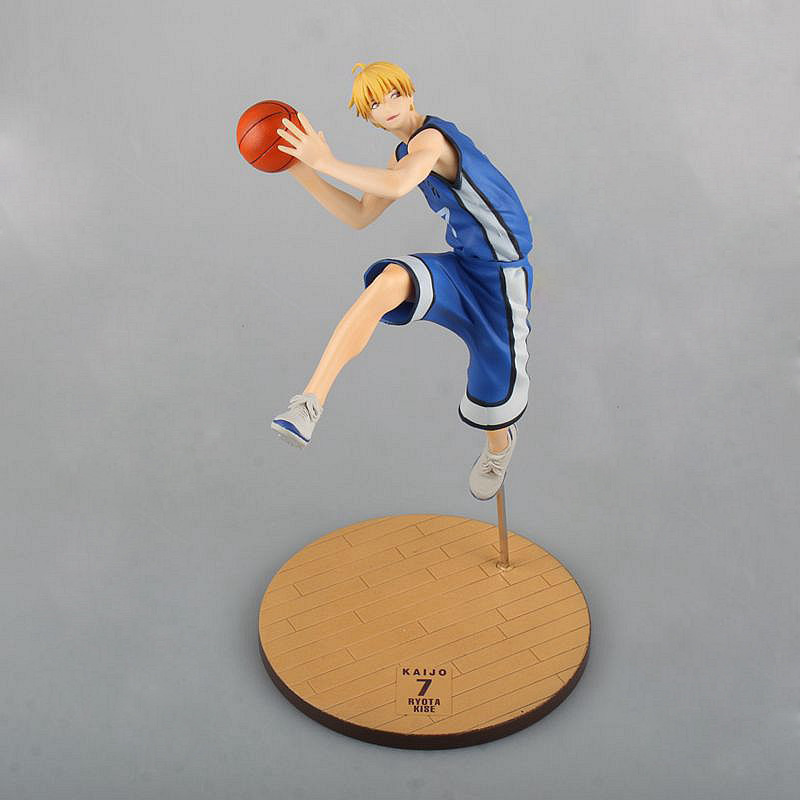 Kuroko's Basketball Kuroko no Basket Kise Ryota PVC Action Figure Collectible Model Toy 22cm KT3303 new hot christmas gift 21inch 52cm bearbrick be rbrick fashion toy pvc action figure collectible model toy decoration