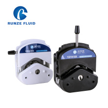 peristaltic transfer pump changeable micro head