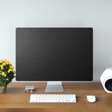 21 дюймов 27 дюймов черный пылезащитный чехол для Apple iMac Полиэстер компьютерный монитор защита от пыли с внутренним мягк