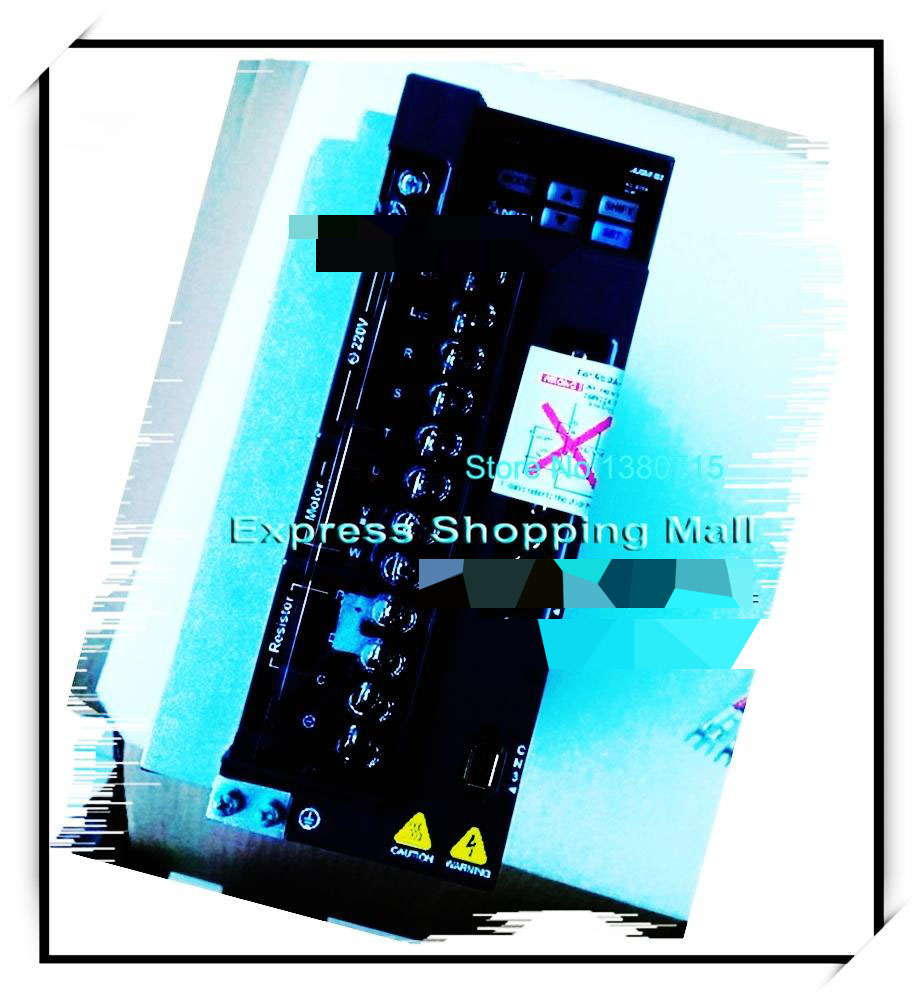 New Original ASD-B2-1021-B Detla AC Sevor Drive 1ph 220V 1KW 7.3A asd b2 0721 b detla ac servo drive 1ph 220v 750w 5 1a new in box